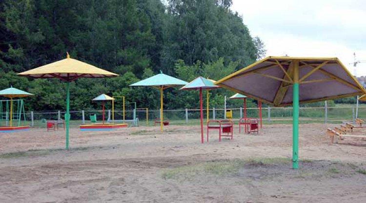 Единственный в Вологде пляж готовят к открытию