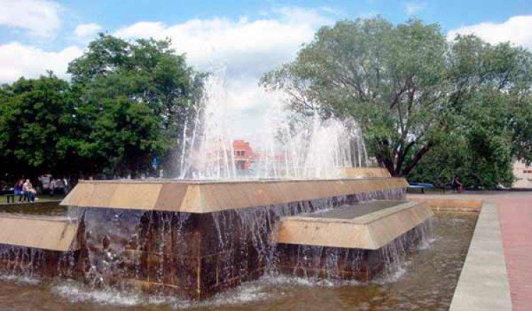 В Вологде планируется открытие фонтана