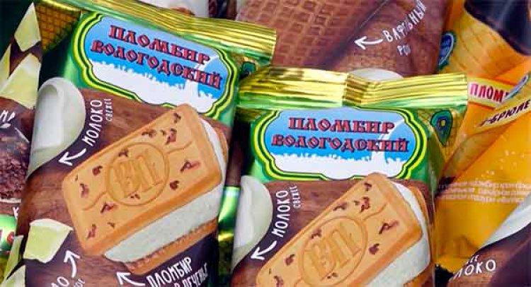 Спрос на вологодское мороженое вырос