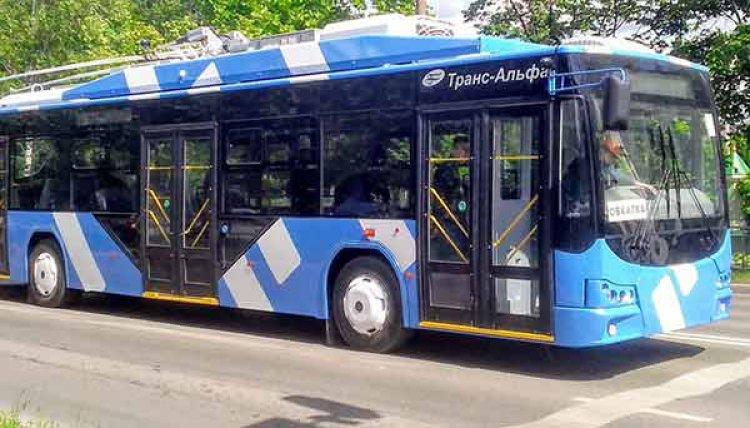 В Вологде три новых троллейбуса выйдут на линию в этом году