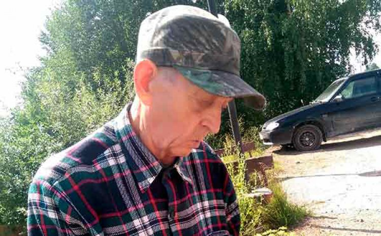 Пожилой житель из Архангельска разыскивает сварщика из Верховажья