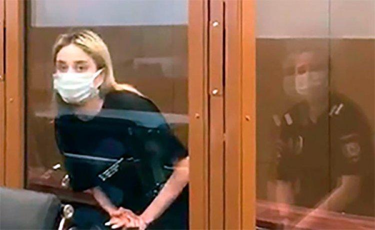 Суд арест студентки из Москвы посчитал законным
