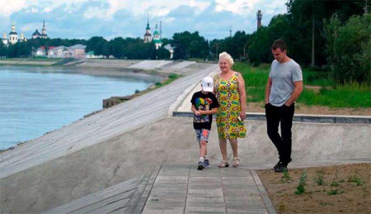В Великом Устюге разыскали героя, спасшего бабушку и ее внука